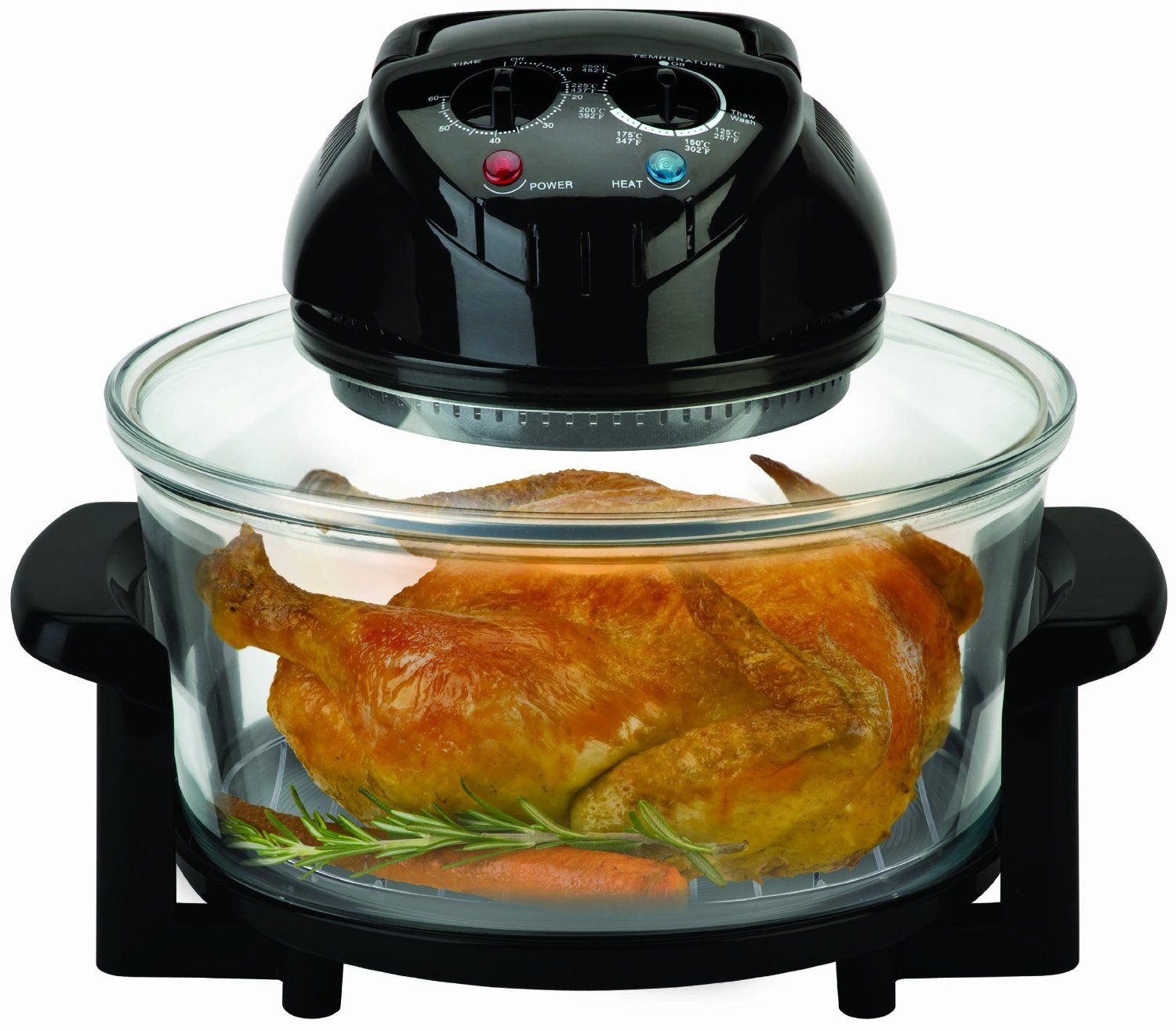 Big Boss Rapid Wave Oven Review Airfryers Net