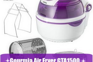 Gourmia Air Fryer GTA1500