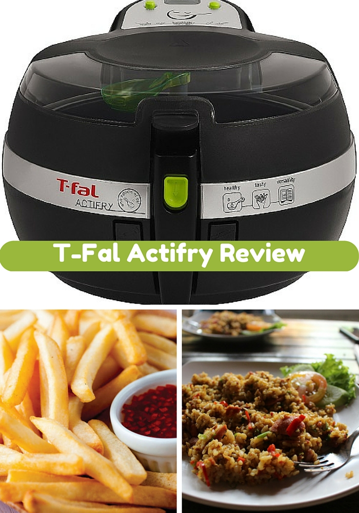 T-Fal Actifry Review pt