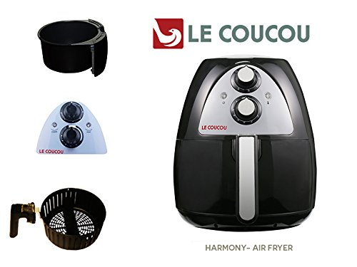 Le Coucou Air fryer Harmony