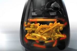 how does an air fryer work