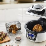 Gourmia GTA2800 WiFi Air Fryer Review