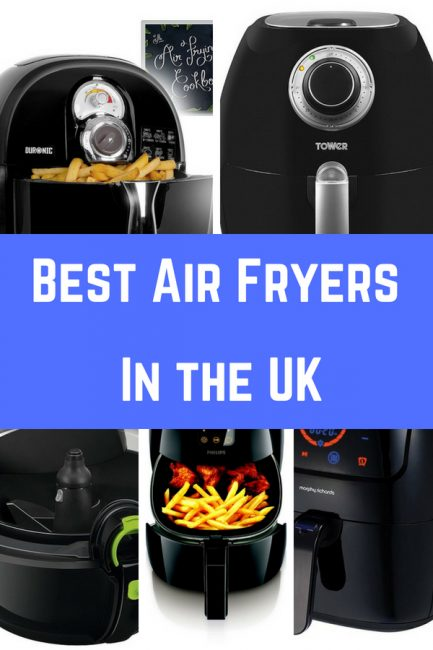 Best Air Fryers UK - Air Fryer Reviews UK | Best Low Fat Fryer UK